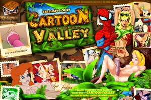 Cartoon Valley